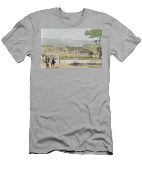 Montpelier Estates - St James Men's T-Shirt (Athletic Fit)