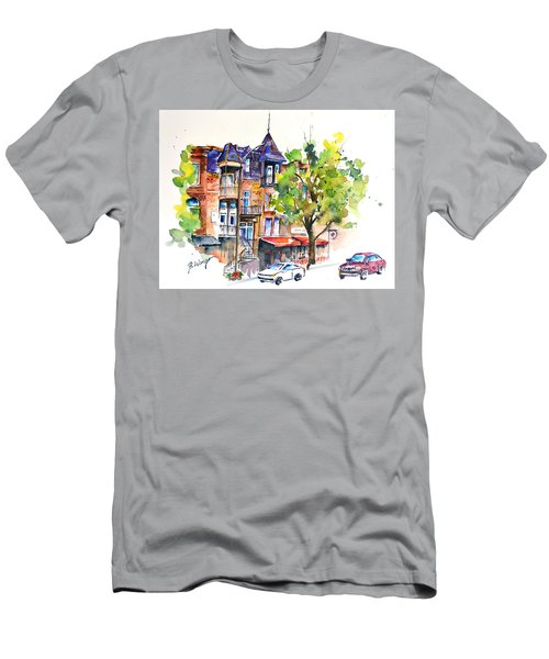 Montreal - 2 Men's T-Shirt (Athletic Fit)