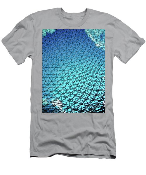 Montreal Biosphere Men's T-Shirt (Athletic Fit)