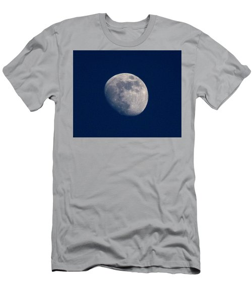 Moon From Bow, Wa Men's T-Shirt (Athletic Fit)
