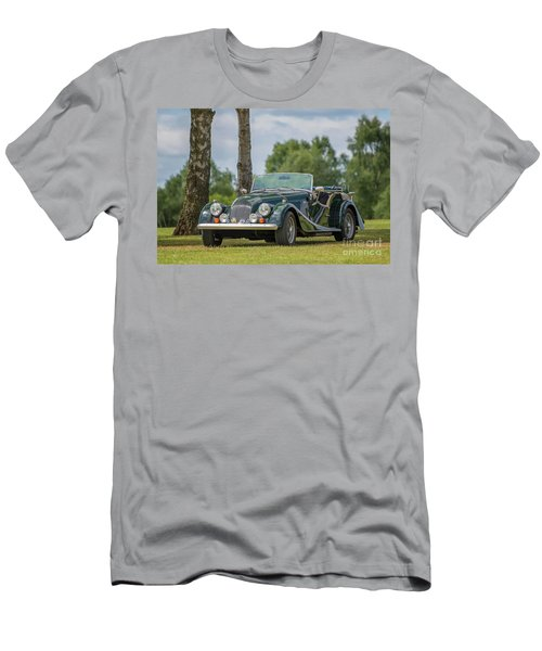 Men's T-Shirt (Slim Fit) featuring the photograph Morgan Sports Car by Adrian Evans