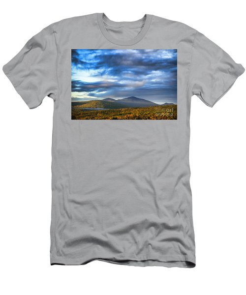 Morning Light Men's T-Shirt (Slim Fit) by Alana Ranney
