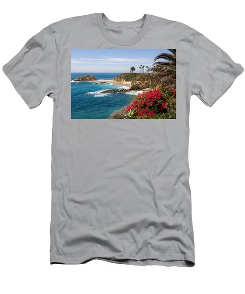 Morning Light Montage Resort Laguna Beach Men's T-Shirt (Athletic Fit)