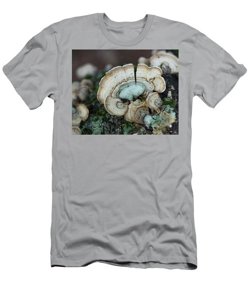 Morning Mushroom Men's T-Shirt (Athletic Fit)