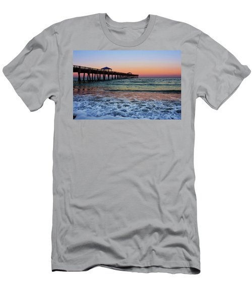 Morning Rush Men's T-Shirt (Athletic Fit)