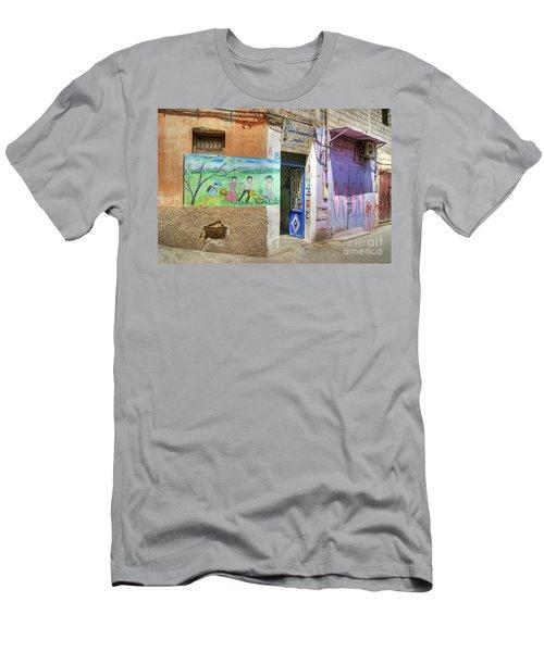 Moroccan Nursery School Men's T-Shirt (Athletic Fit)