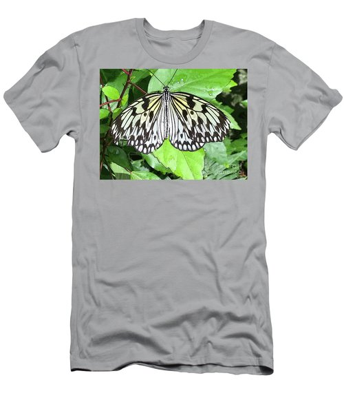 Mosaic Wing Spread Men's T-Shirt (Athletic Fit)