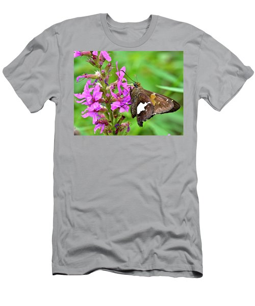 Moth Men's T-Shirt (Athletic Fit)
