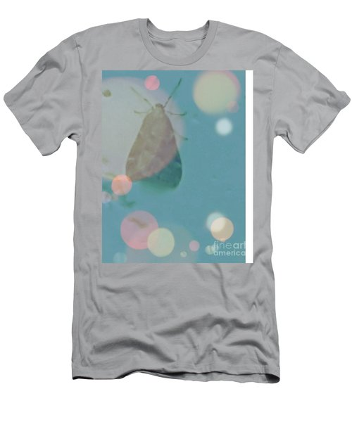 Moth World Men's T-Shirt (Athletic Fit)