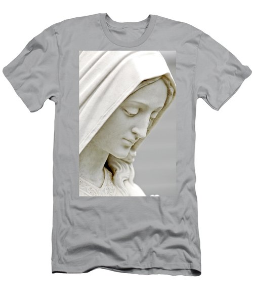 Mother Mary Comes To Me... Men's T-Shirt (Athletic Fit)