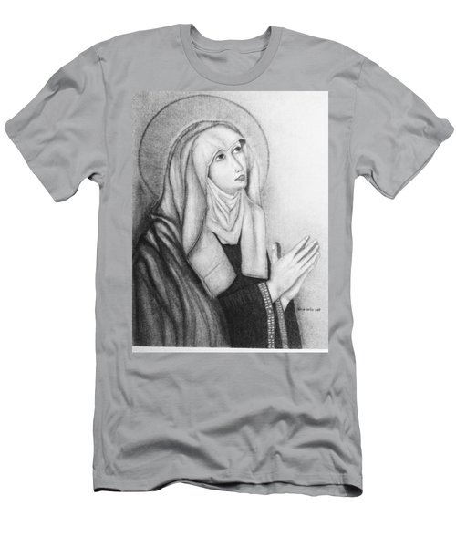 Mother Of Sorrows Version1 Men's T-Shirt (Athletic Fit)