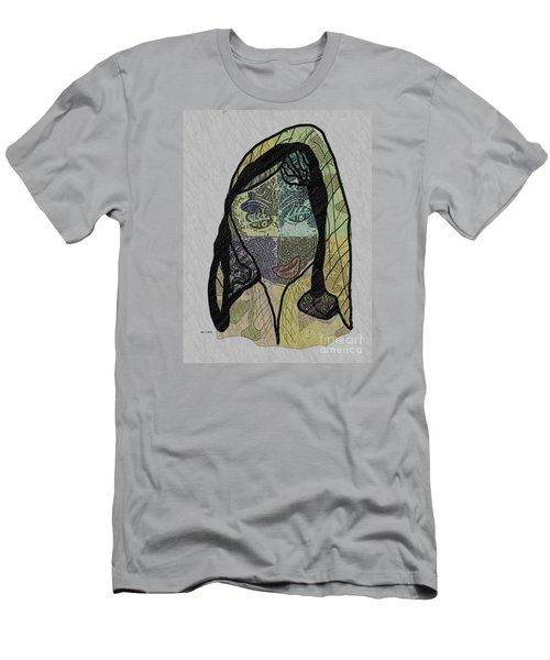 Mother Teresa  Never Forget Men's T-Shirt (Athletic Fit)