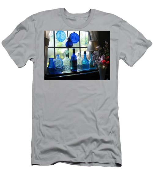 Mother's Day Window Men's T-Shirt (Athletic Fit)