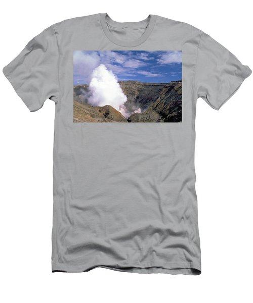 Mount Aso Men's T-Shirt (Athletic Fit)