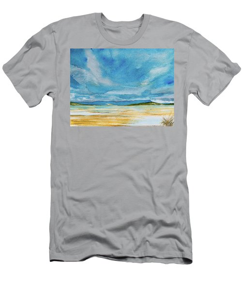 View Of Mount Wellington From South Bruny Island Men's T-Shirt (Athletic Fit)