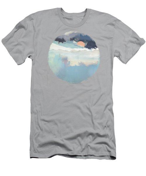 Mountain Dream Men's T-Shirt (Athletic Fit)