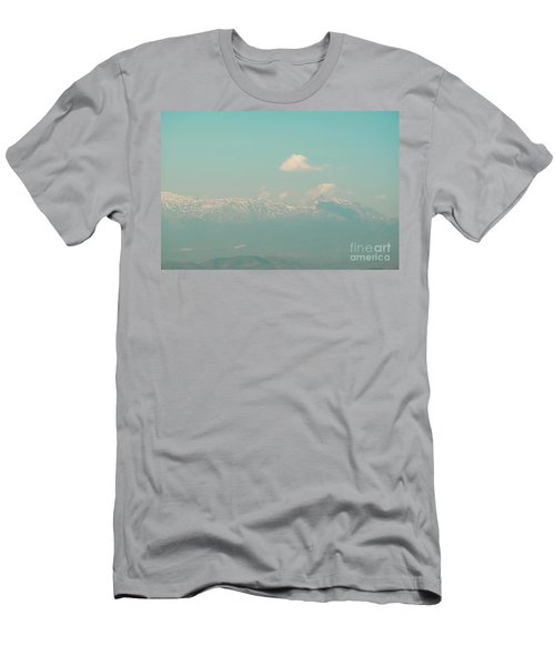 Mountain Men's T-Shirt (Athletic Fit)