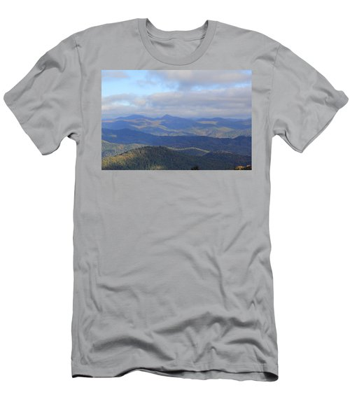 Mountain Landscape 3 Men's T-Shirt (Athletic Fit)