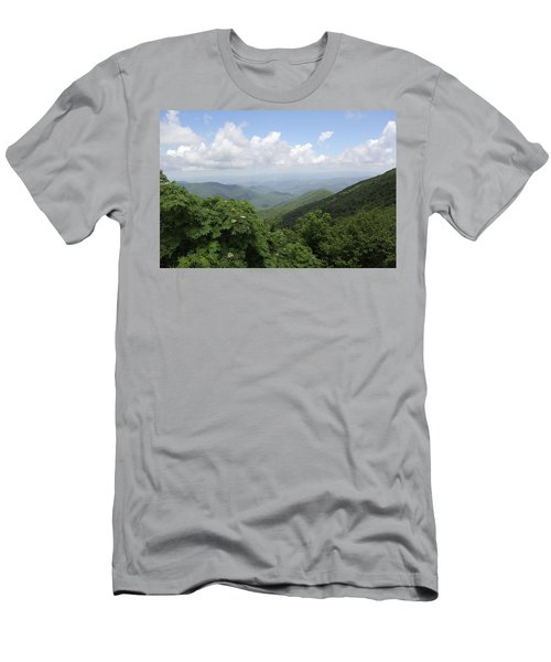 Mountain Vista Men's T-Shirt (Athletic Fit)