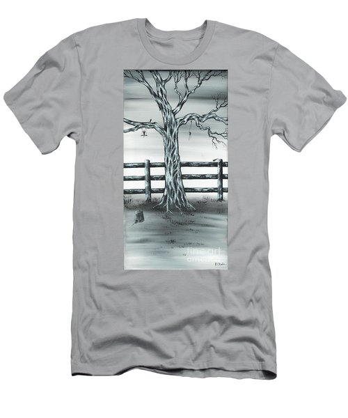 Mouse House Men's T-Shirt (Slim Fit) by Kenneth Clarke