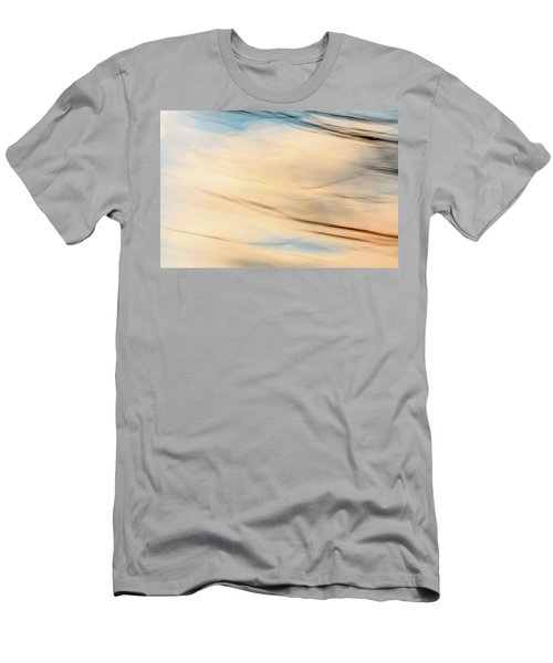 Moving Branches Moving Clouds Men's T-Shirt (Athletic Fit)