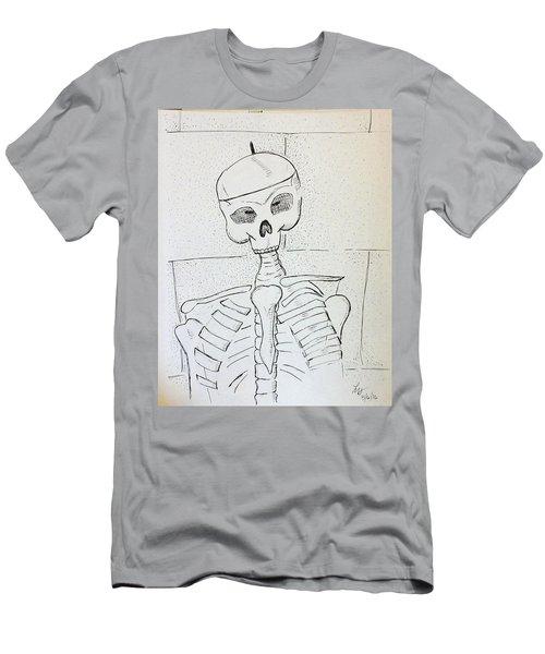 Mr Cooper's Aide Men's T-Shirt (Slim Fit) by Loretta Nash