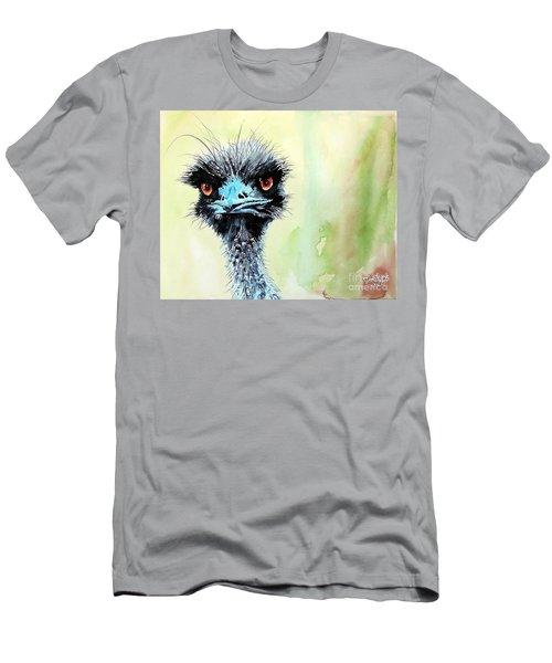 Mr. Grumpy Men's T-Shirt (Athletic Fit)