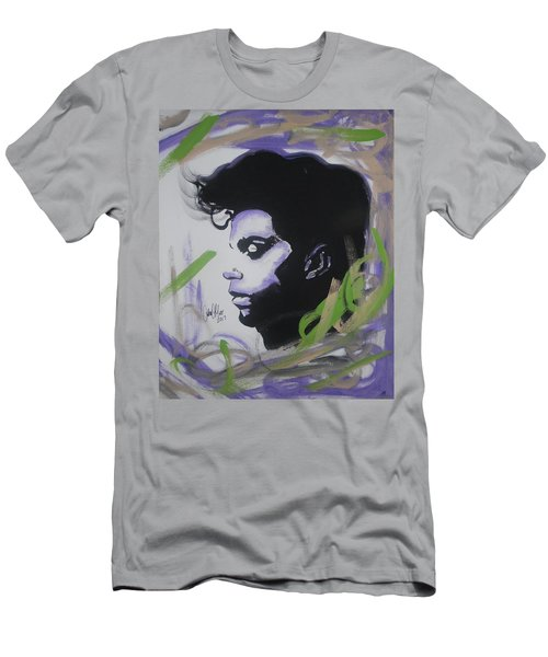 Mr. Rogers Nelson Men's T-Shirt (Athletic Fit)