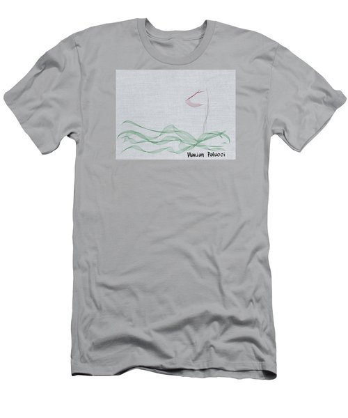 My First Golf Picture Men's T-Shirt (Athletic Fit)