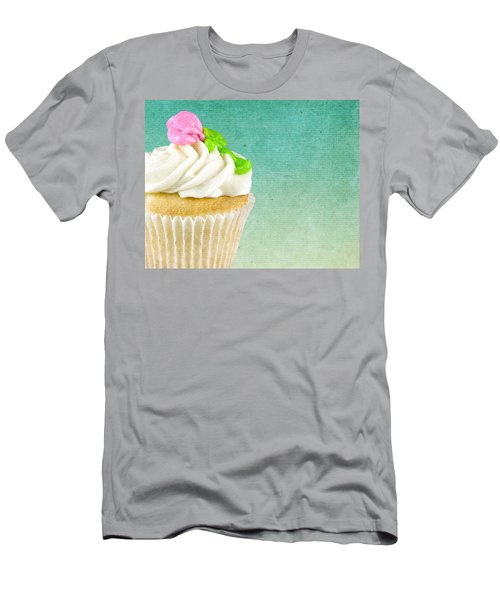 My Little Cupcake Men's T-Shirt (Athletic Fit)