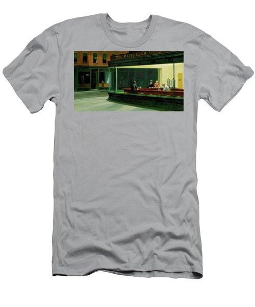 My Logo Men's T-Shirt (Athletic Fit)