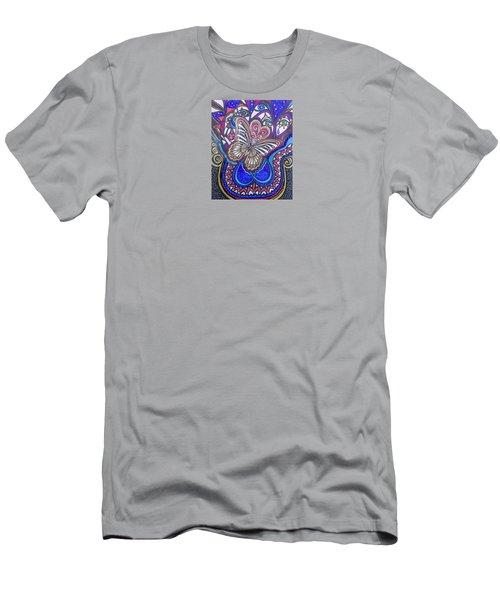 My True Center Men's T-Shirt (Athletic Fit)