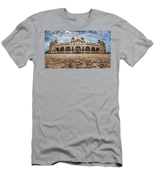 Mysore Palace Men's T-Shirt (Athletic Fit)