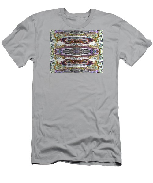 Mystic Tribute Abstract Art Men's T-Shirt (Athletic Fit)