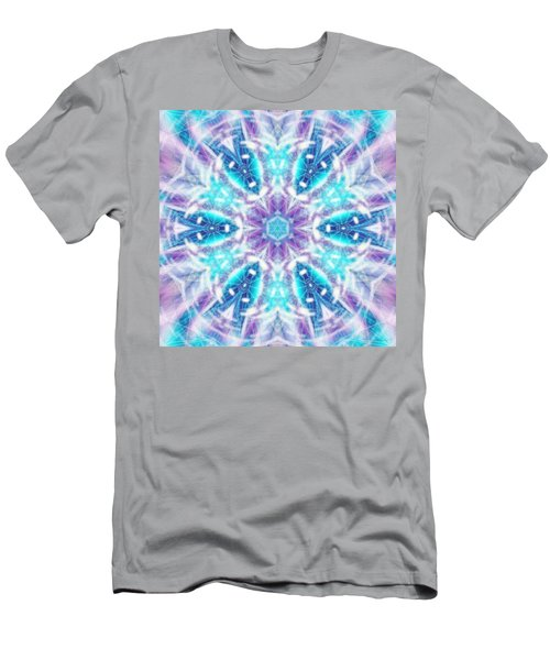Men's T-Shirt (Athletic Fit) featuring the digital art Mystic Universe 1 Kk2 by Derek Gedney
