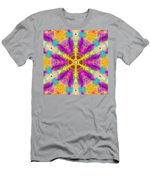 Men's T-Shirt (Athletic Fit) featuring the digital art Mystic Universe 11 Kk2 by Derek Gedney