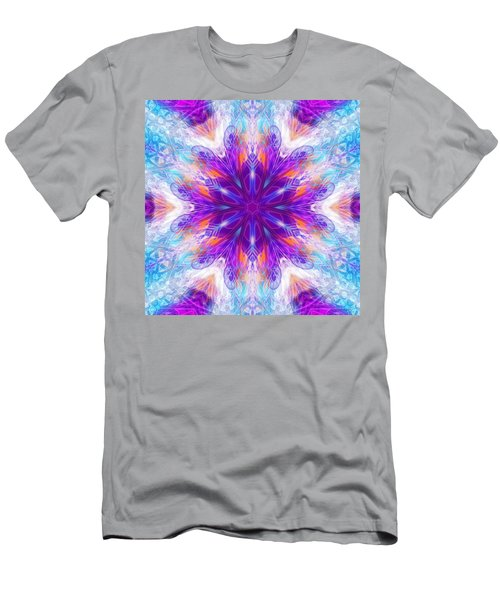 Men's T-Shirt (Athletic Fit) featuring the digital art Mystic Universe 2 Kk2 by Derek Gedney