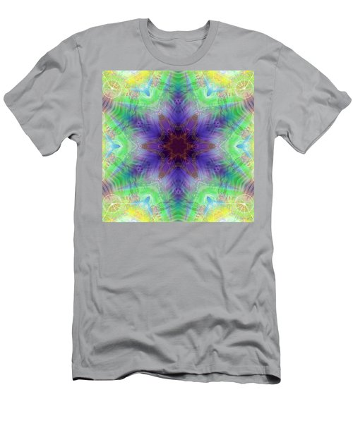 Men's T-Shirt (Athletic Fit) featuring the digital art Mystic Universe 4 Kk2 by Derek Gedney