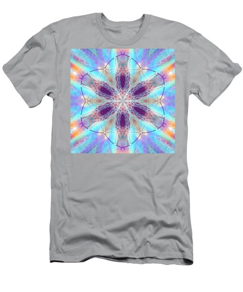 Men's T-Shirt (Athletic Fit) featuring the digital art Mystic Universe 6 Kk2 by Derek Gedney