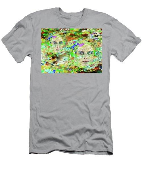 Mystical Eyes Men's T-Shirt (Athletic Fit)