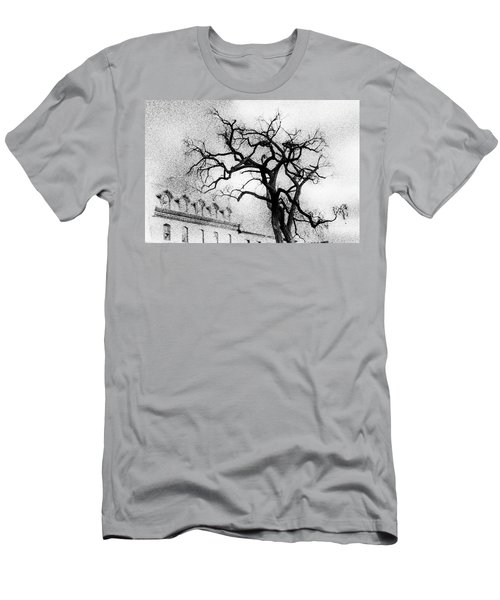 Naked Tree Men's T-Shirt (Slim Fit) by Celso Bressan