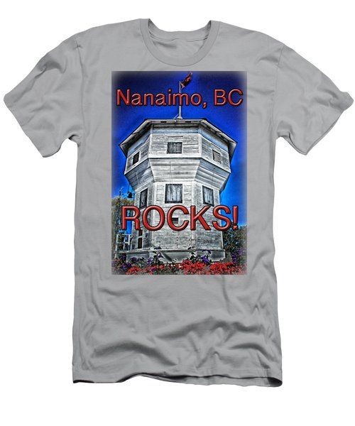 Nanaimo Bastion Men's T-Shirt (Athletic Fit)