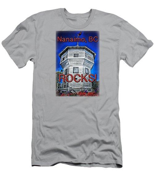 Nanaimo Bastion Men's T-Shirt (Athletic Fit)