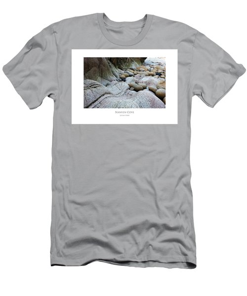 Nanven Cove Men's T-Shirt (Athletic Fit)