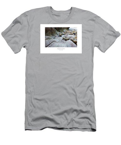 Nanven Cove Men's T-Shirt (Athletic Fit)