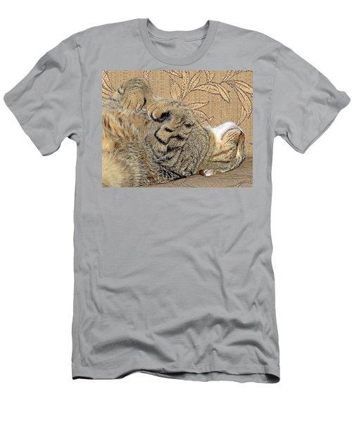 Nap Time Again Men's T-Shirt (Athletic Fit)