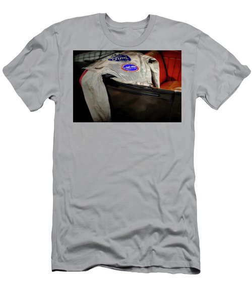 National Hot Rod Men's T-Shirt (Slim Fit) by Jerry Golab