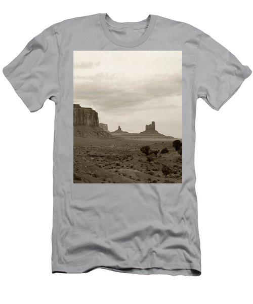 Native Lands Men's T-Shirt (Athletic Fit)