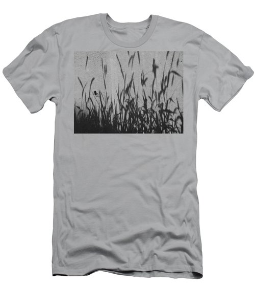 Nature As Shadow Men's T-Shirt (Slim Fit) by Lenore Senior