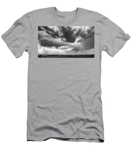Nature Making Art Men's T-Shirt (Athletic Fit)